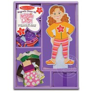 Melissa & Doug Melissa & Doug Magnetic Dress-Up Maggie Leigh_