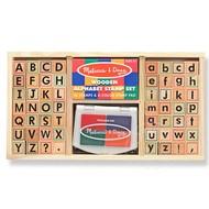Melissa & Doug Melissa & Doug Alphabet Stamp Set