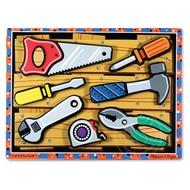 Melissa & Doug Melissa & Doug Tools Chunky Puzzle_
