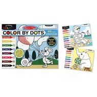 Melissa & Doug Melissa & Doug Color By Dots Pad