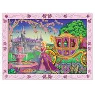 Melissa & Doug Melissa & Doug Peel & Press Sticker By Number Fairytale Princess_