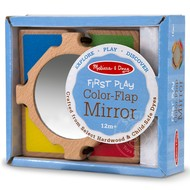 Melissa & Doug Melissa & Doug First Play Colour Flap Mirror _