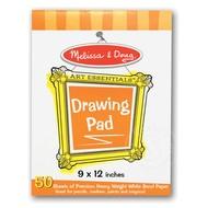 "Melissa & Doug Melissa & Doug Drawing Pad Paper (9"" x 12"")"