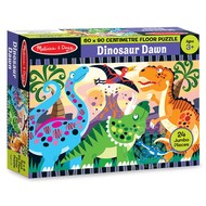Melissa & Doug Melissa & Doug Dinosaur Dawn Floor Puzzle 24pcs_