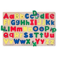 Melissa & Doug Melissa & Doug Upper & Lowercase Alphabet Puzzle