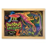 Melissa & Doug Melissa & Doug 20 Wooden Dinosaur Magnets in a Box