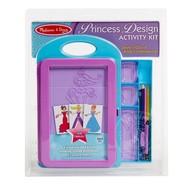 Melissa & Doug Melissa & Doug Princess Design Activity Kit