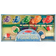 Melissa & Doug Melissa & Doug Catch & Count Magnetic Fishing Game