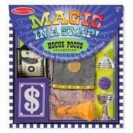 Melissa & Doug Melissa & Doug Magic in a Snap! Hocus Pocus Collection