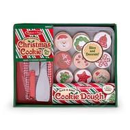 Melissa & Doug Melissa & Doug Slice & Bake Christmas Cookie Set Play food