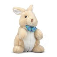 Melissa & Doug Melissa & Doug Propper Bunny Plush _