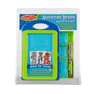 Melissa & Doug Melissa & Doug Adventure Design Activity Kit