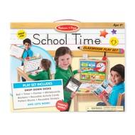 Melissa & Doug Melissa & Doug School Time Classroom Play Set