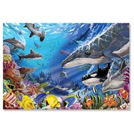 Melissa & Doug Melissa & Doug Living Ocean Puzzle 200pcs_