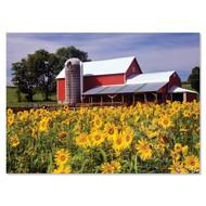 Melissa & Doug Melissa & Doug Sunflower Farm Puzzle 300pcs_