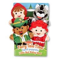 Melissa & Doug Melissa & Doug Fairy Tale Hand Puppets