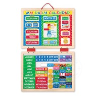 Melissa & Doug Melissa & Doug My First Daily Magnetic Calendar