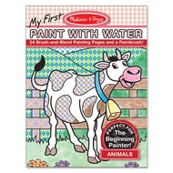 Melissa & Doug Melissa & Doug My First Paint with Water Pad - Animals
