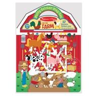 Melissa & Doug Melissa & Doug Puffy Sticker Play Set - On the Farm