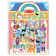 Melissa & Doug Melissa & Doug Puffy Sticker Activity Book - Pet Place