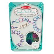 Melissa & Doug Melissa & Doug Jewelry Made Easy Color Link Bracelets