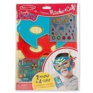 Melissa & Doug Melissa & Doug Simply Crafty Superhero Masks & Cuffs