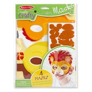 Melissa & Doug Melissa & Doug Simply Crafty Safari Masks_