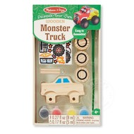 Melissa & Doug Melissa & Doug Created By Me Monster Truck