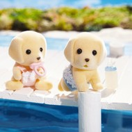 Calico Critters Calico Critters Yellow Lab Twins