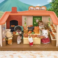 Calico Critters Calico Critters Brick Oven Bakery RETIRED