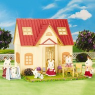 Calico Critters Calico Critters Cozy Cottage RETIRED