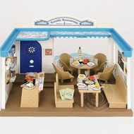 Calico Critters Calico Critters Seaside Restaurant RETIRED