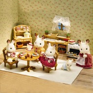Calico Critters Calico Critters Deluxe Kitchen Set RETIRED