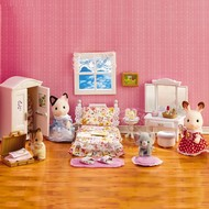 Calico Critters Calico Critters Girl's Bedroom Set RETIRED