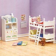Calico Critters Calico Critters Children's Bedroom Set RETIRED