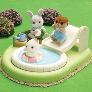 Calico Critters Calico Critters Baby Pool and Sandbox RETIRED
