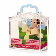 Calico Critters Calico Critters Mini Carry Case in Display Box RETIRED
