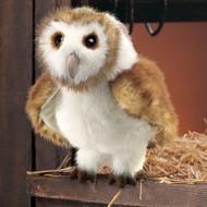 Folkmanis Folkmanis Barn Owl Puppet RETIRED