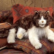 Folkmanis Folkmanis Ragdoll Cat Puppet