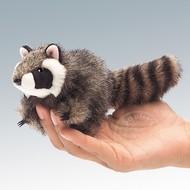 Folkmanis Folkmanis Raccoon Finger Puppet