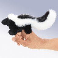 Folkmanis Folkmanis Skunk Finger Puppet