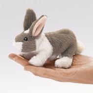 Folkmanis Folkmanis Bunny Rabbit Finger Puppet