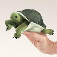 Folkmanis Folkmanis Turtle Finger Puppet