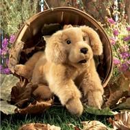 Folkmanis Folkmanis Golden Retriever Puppy Puppet