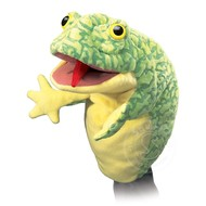 Folkmanis Folkmanis Frog Stage Puppet RETIRED