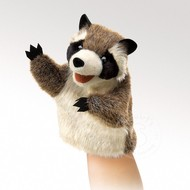 Folkmanis Folkmanis Little Raccoon Puppet