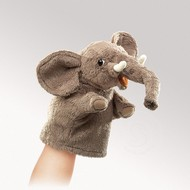 Folkmanis Folkmanis Little Elephant Puppet