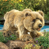 Folkmanis Folkmanis Grizzly Bear Puppet