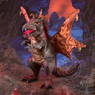 Folkmanis Folkmanis Black Dragon Puppet