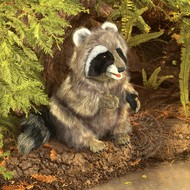 Folkmanis Folkmanis Raccoon Puppet